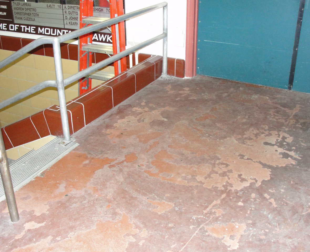 Epoxy Floor Paint By Quart : Epoxy paint vs floor coatings everlast editorial